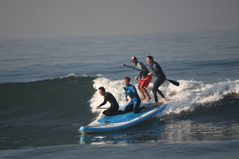 Spacious Stand-Up Paddleboards