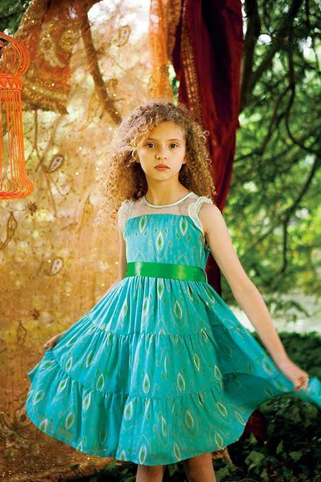 Travel-Inspired Tropical Kids Clothes