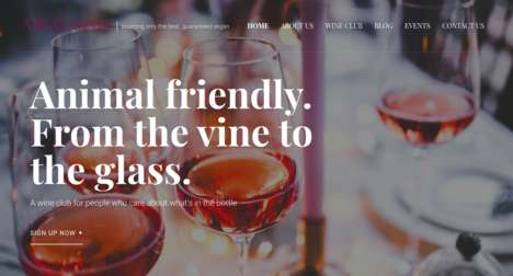 Vegan Wine Clubs