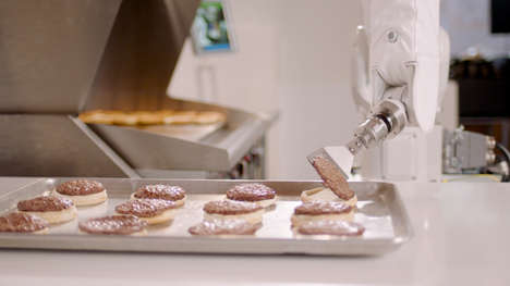 Funding Food Service Robots