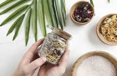 Himalayan Bath Soak Recipes