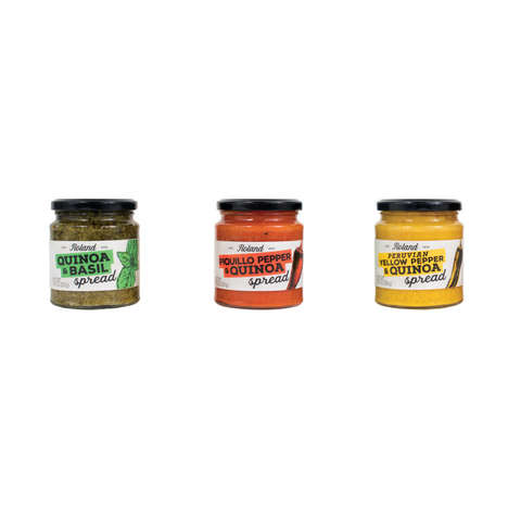 Quinoa Superfood Spreads