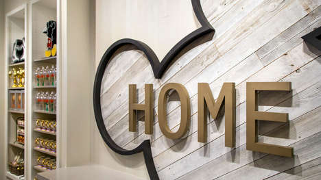 Disney-Branded Homewares Stores - The New Disney Home Store Sells Glassware, Kitchen Goods, and More