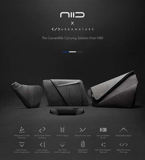 Angular Modular Gear Bags