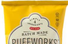 Peanut Butter Puffs - Puffworks' Snack Puffs Take Inspiration from an Israeli Treat Called Bamba