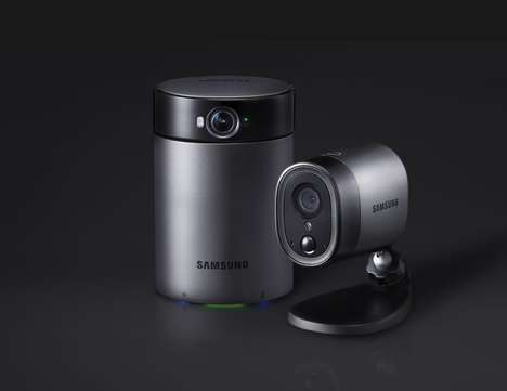Comprehensive Monitoring Security Cameras