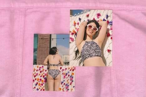 Romance-Inspired Swimwear