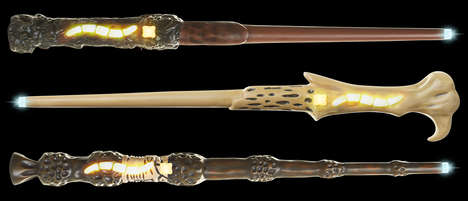 Spell-Casting Wand Toys