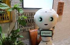 Robot Mascot Toys - SoftBank is Introducing a Robot Plush Toy Version of Pepper the Robot