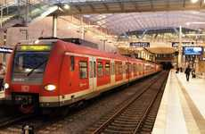 Cost-Free Transit Initiatives - Germany is Making Public Transit Free to Meet New Pollution Targets