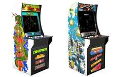 Home Arcade Cabinets - Arcade1Up Machines Will Bring Cabinet Games to the Home Market