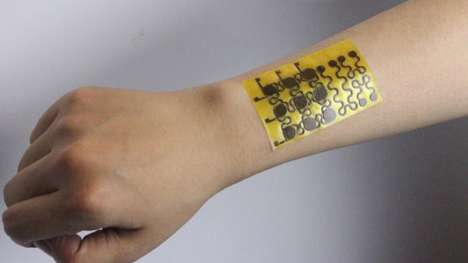 Ultra-Sensitive Electronic Skins