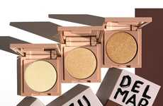 California-Inspired Cosmetics - Pèrsona Cosmetics' Cali Glow Highlighters Take Cues from the Coast