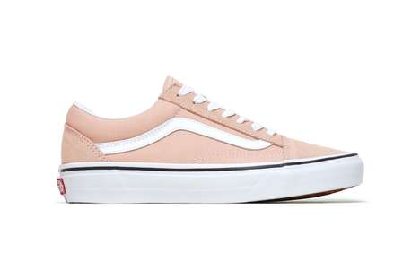 Spring-Ready Pastel Skate Shoes