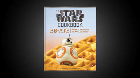 Sci-Fi Franchise Cookbooks