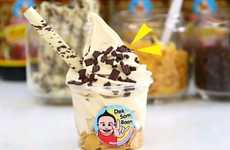 Savory Sauce Ice Creams - Seasoning Brand Deksomboon Launched a New Soy Sauce Ice Cream