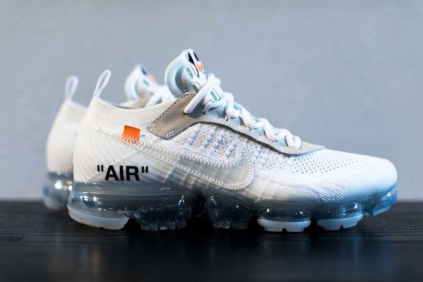 Virgil Abloh Creates Adorable Mini Nike