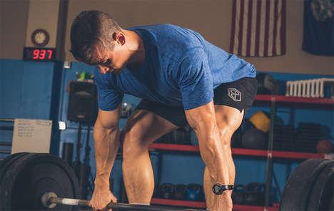 High-Performance Athleisure Garments