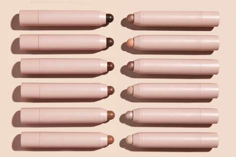 Updated Celebrity Highlighting Sticks - KKW Beauty Now Offers Individal Contour and Highlight Sticks