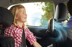 Allergen-Eliminating Car Purifiers