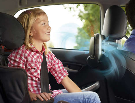 Allergen-Eliminating Car Purifiers