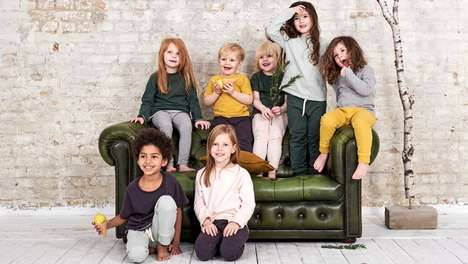 Organic Basic Children's Clothes