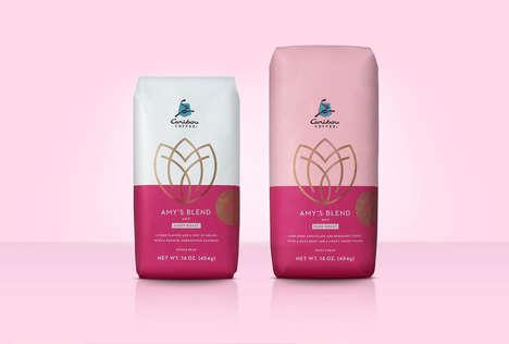 Charitable Coffee Bag Designs