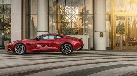 Luxury Car Suite Packages