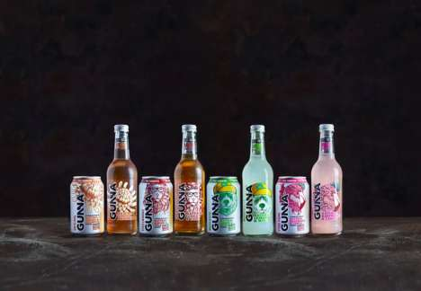 Historically Inspired Craft Sodas
