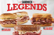 Legendary Sandwich Trios