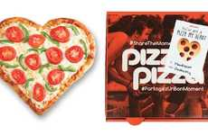 Personalized Valentine's Pizzas