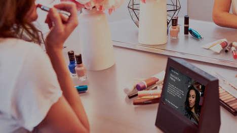 Virtual Assistant Beauty Tutorials