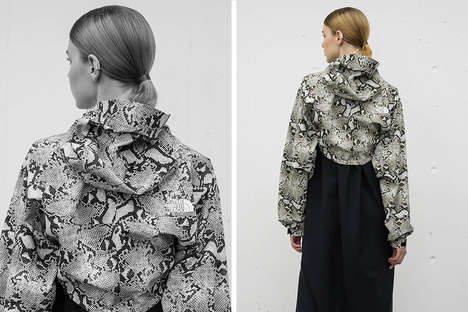 Fashion-Forward Weatherproof Jackets
