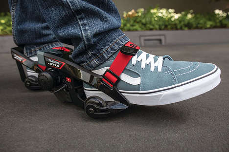 Powerful Electric Roller Skates