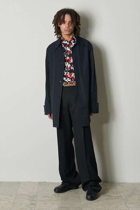 Eclectic Spring Menswear