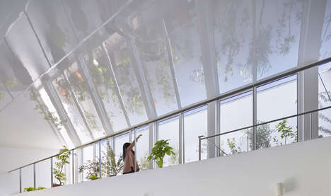 Reflective Botanical Micro-Homes