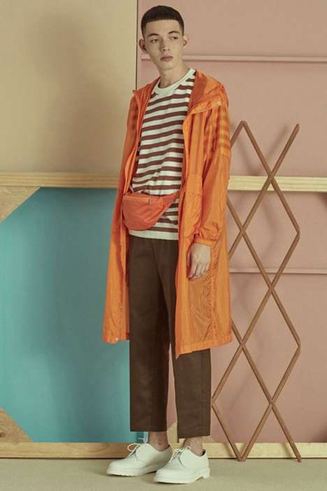 Californian 60s-Inspired Fashion