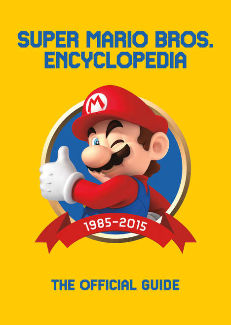 Classic Video Game Guides - Dark Horse's Super Mario Bros. Encyclopedia Documents the Various Games