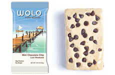 Travel-Friendly Protein Bars - The Wolo WanderSnacks 'WanderBars' Bars are Ready to Hit the Road