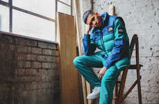 Fashionable Turquoise Mountain Gear