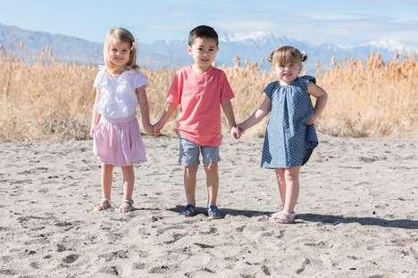 Summer-Ready Kid's Sandals