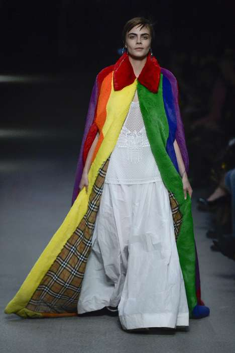 LGBTQ-Inclusive Runway Shows