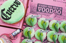 Boozy Margarita Donuts - Voodoo Doughnuts Has Teamed Up with Jose Cuervo for National Margarita Day