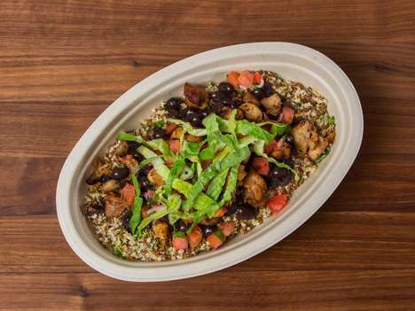 Quinoa-Based Burrito Bowls