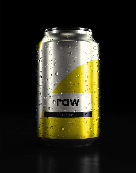 Canned Detoxifying Drinks