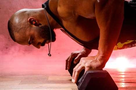 Workout-Enhancing Earbuds