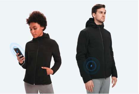 Highly Intelligent Heated Jackets