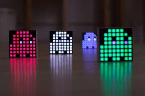 Pixelated Pocket-Sized Smart Lights