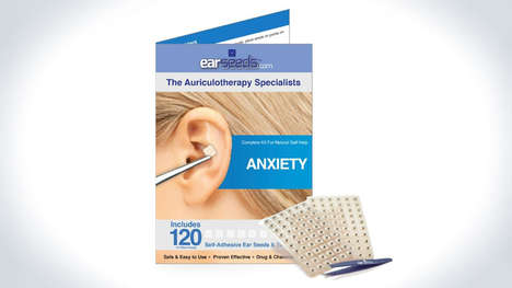 Anti-Anxiety Auriculotherapy Kits