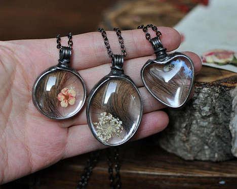 Nature-Inspired Handmade Jewelry